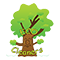 ECO-Cleaners Tree Logo